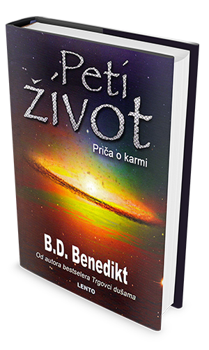 Fifth Life Serbian book cover
