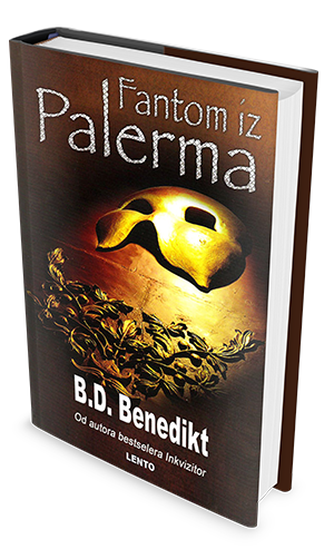 The Phantom of Palermo Serbian book cover