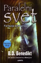 Parallel World book cover