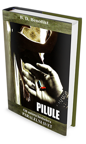The pills Serbian book cover