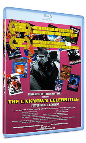 The Unknown Celebrities Movie cover